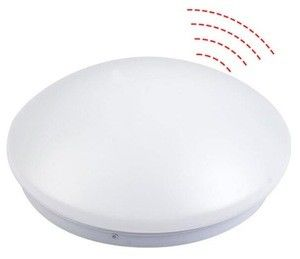 Cina Emergency Motion Sensor LED Ceiling Light / Lampu Induksi Microwave Radar 4-30W pabrik